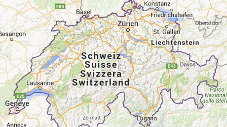 Suiza Map