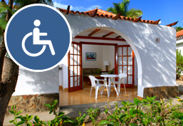 Hotels with Access for the disabled in The Canaries