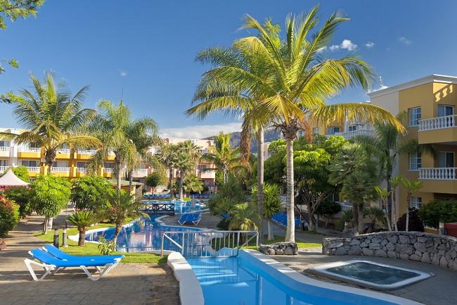 Hoteles En Playa De La Arena Tenerife
