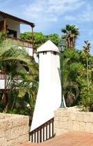Vista exterior Hacienda del sol