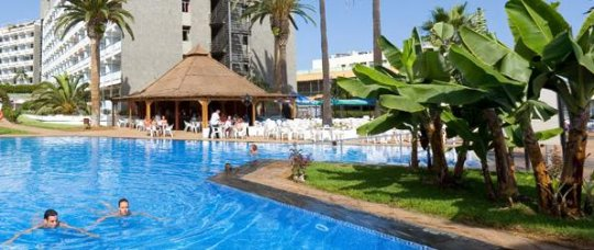 Hotasa Puerto Resort Interpalace