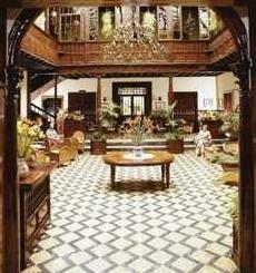 Interior hotel Marquesa