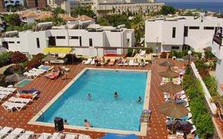 Apartamentos Paraíso del Sol, en Playa de las Américas