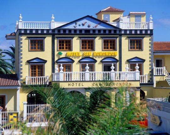 Hotel San Borondón