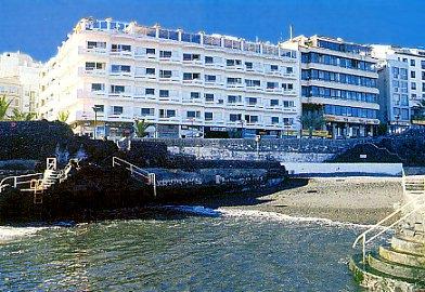 Tenerife hoteles alquiler de coches traslados for Hotel luxury san telmo