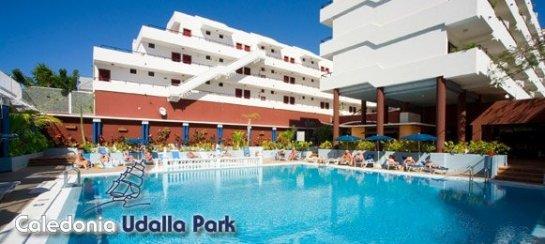 Aparthotel Udalla Park, en Playa de las Américas, sur de Tenerife