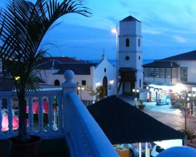 Vista desde Villa Las Flores