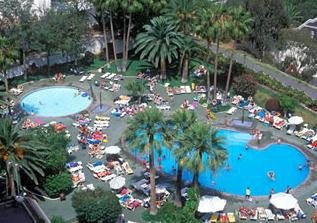 Vista piscinas