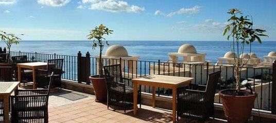 Vista desde terraza El Gourmet