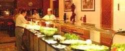 Restaurante estilo buffet