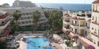 Apartamentos Oro Blanco, en Playa de las Americas (Tenerife sur)